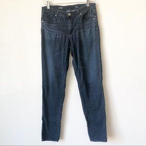 AG The Prima Mid-Rise Cigarette Jeans